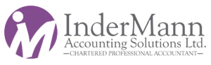 InderMann Chartered Accountant Logo